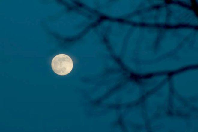 Full moon July 2018 Canada