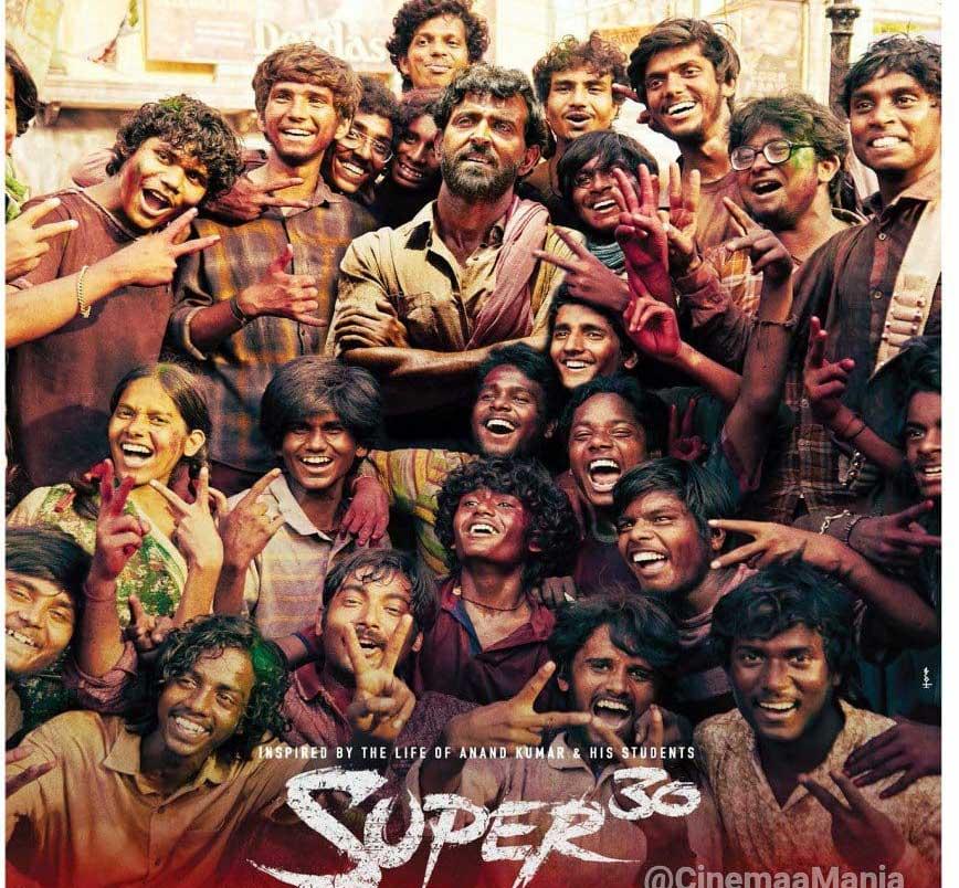 Hrithik Roshan Super 30 Release Date, Songs, Trailer, Cast