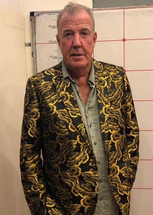 Jeremy Clarkson Biography