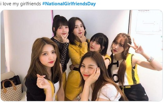 What is National Girlfriend Day and Why it is Trending on Twitter.