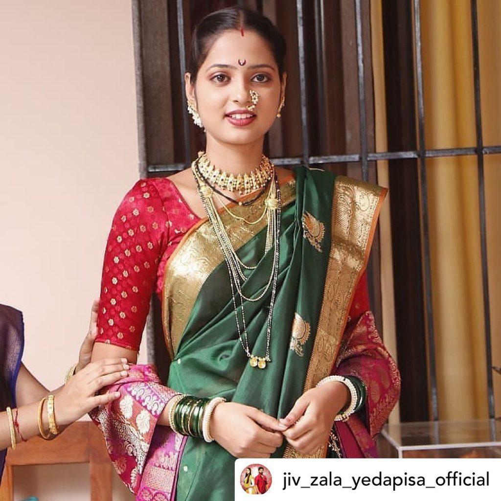 Vidula Chougule as a Sidhhi