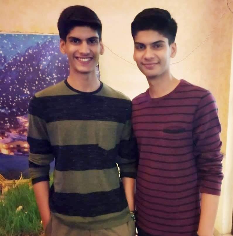 Anmol Jyotir and Apurva Jyotir