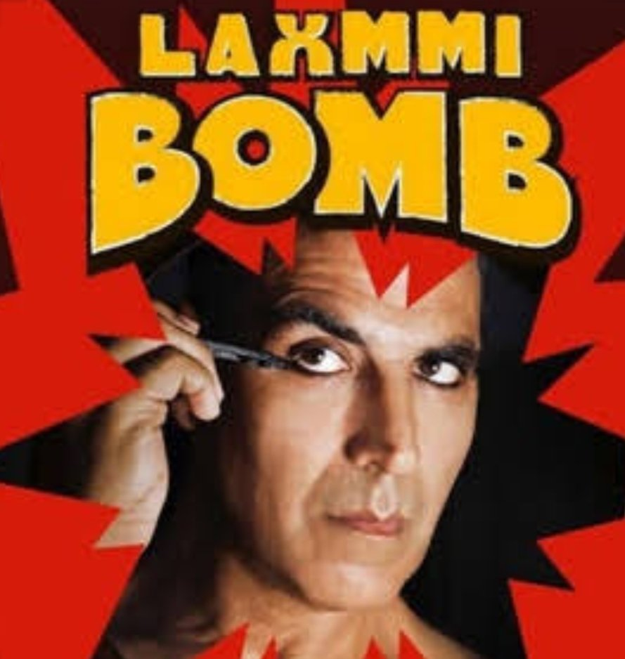 Laxmmi bomb watch online