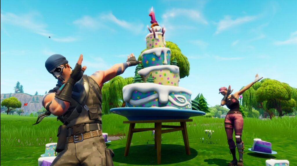 fortnite free birthday cosmetics leaked