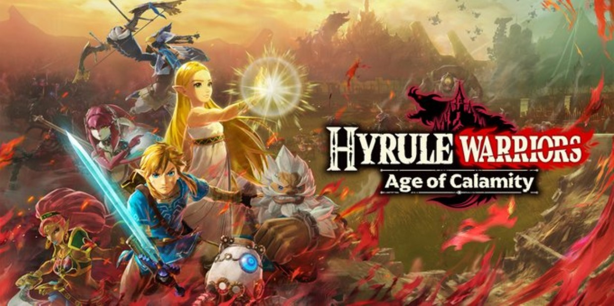 hyrule warriors age of calamity release date