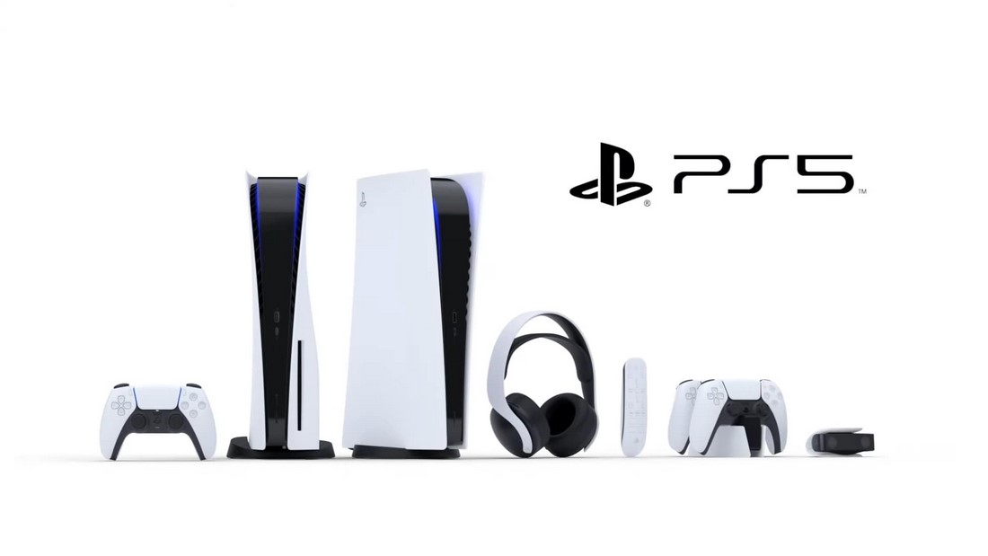 sony playstation ps5 console games