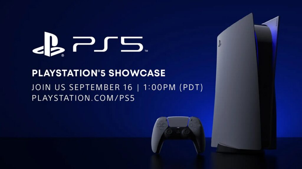 sony ps5 showcase event