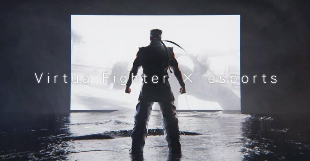 virtua fighter x esports project announced