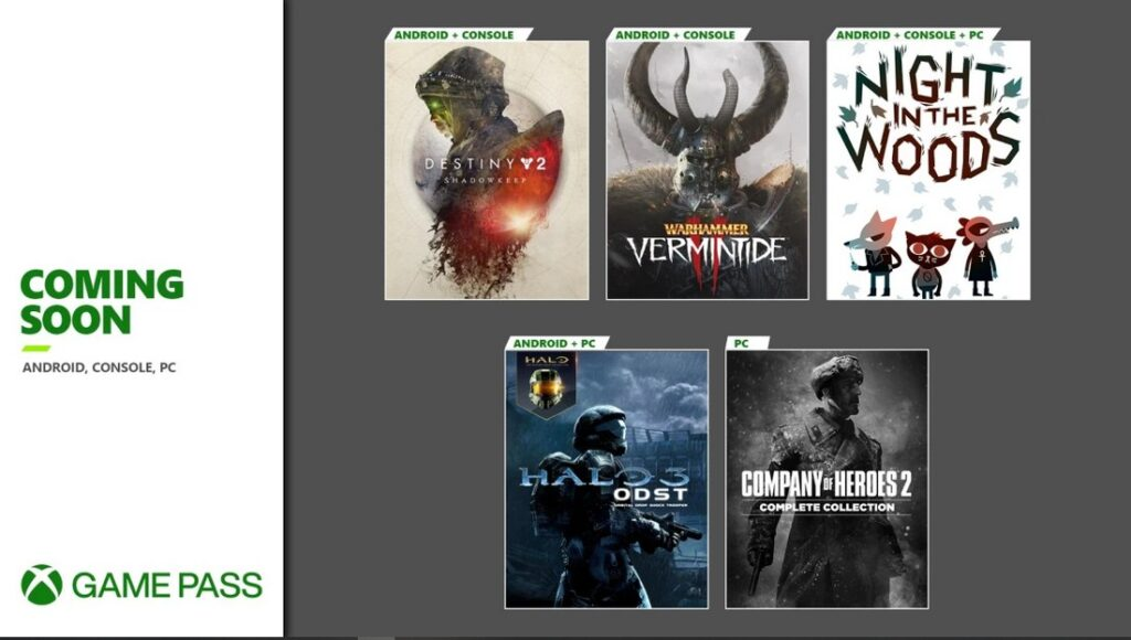 xbox game pass new games in september