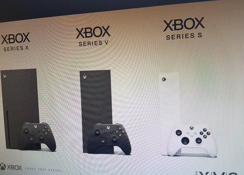 xbox series v rumored