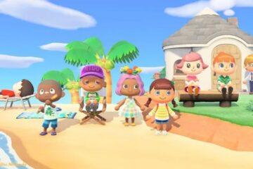 New Characters in Animal Crossing New Horizon