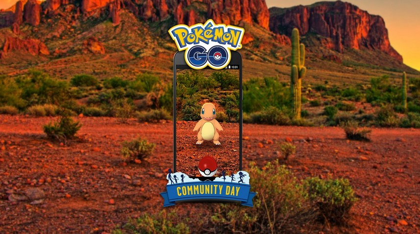 Pokmon Go Charmander Community Day