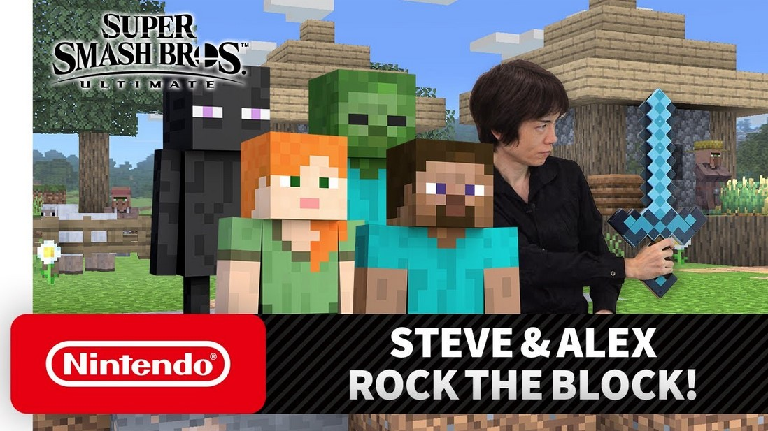 Steve dlc smash Release Date