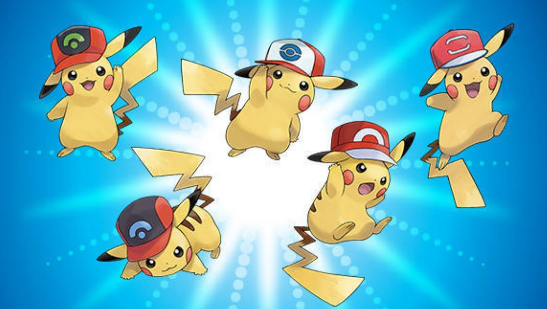 how to get ash's pickachu in pokemon