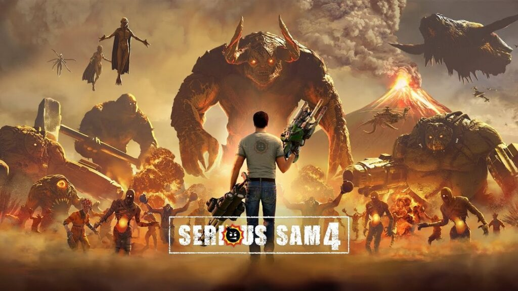 serious sam 4 update 1.04