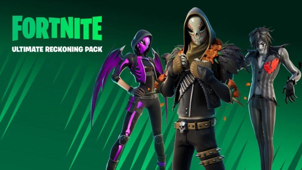 ultimate reckoning pack fortnite