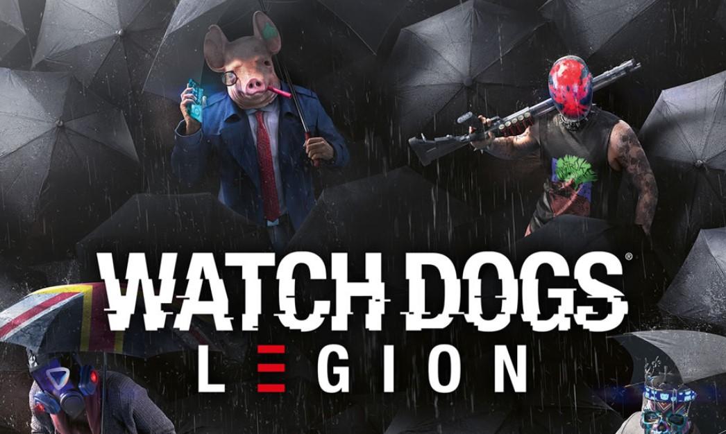 watch dogs legion released