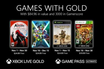 xbox free november games with gold